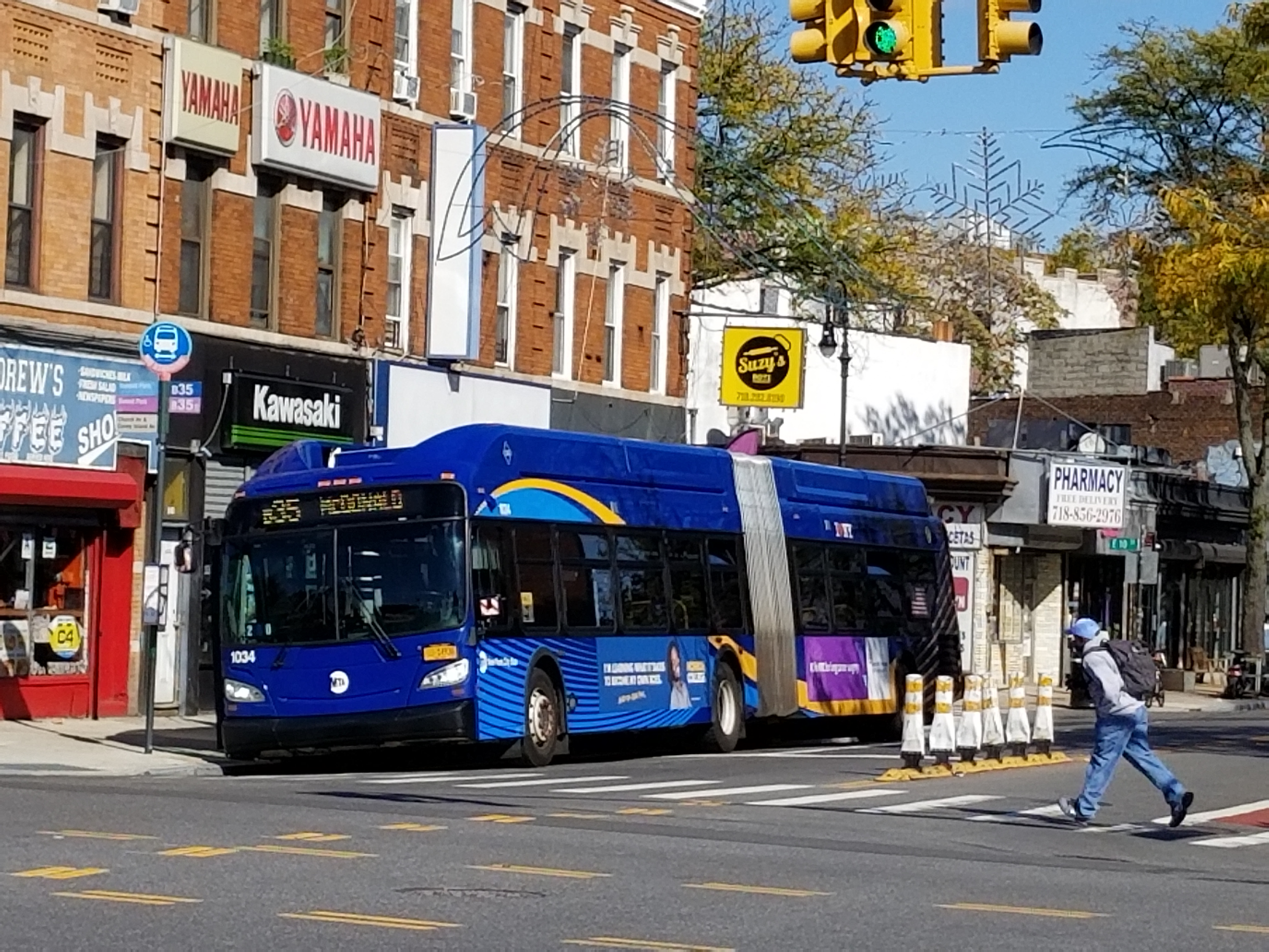 Tell the MTA What You Hate About Your Brooklyn Bus Route this Fall