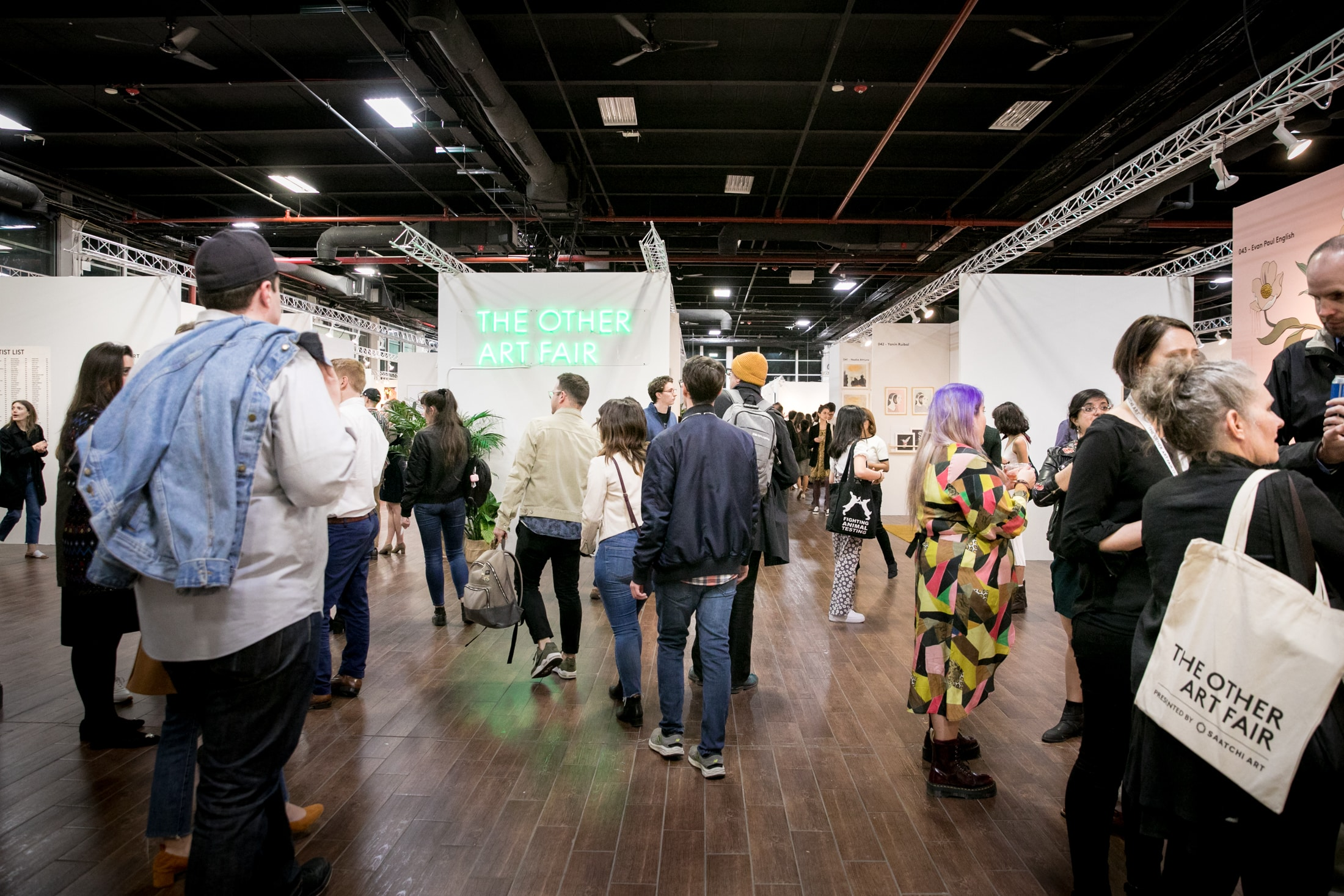 Brooklyn S Best Art Fair For Emerging Artists Is Now Accepting Applications For 2020 Bklyner