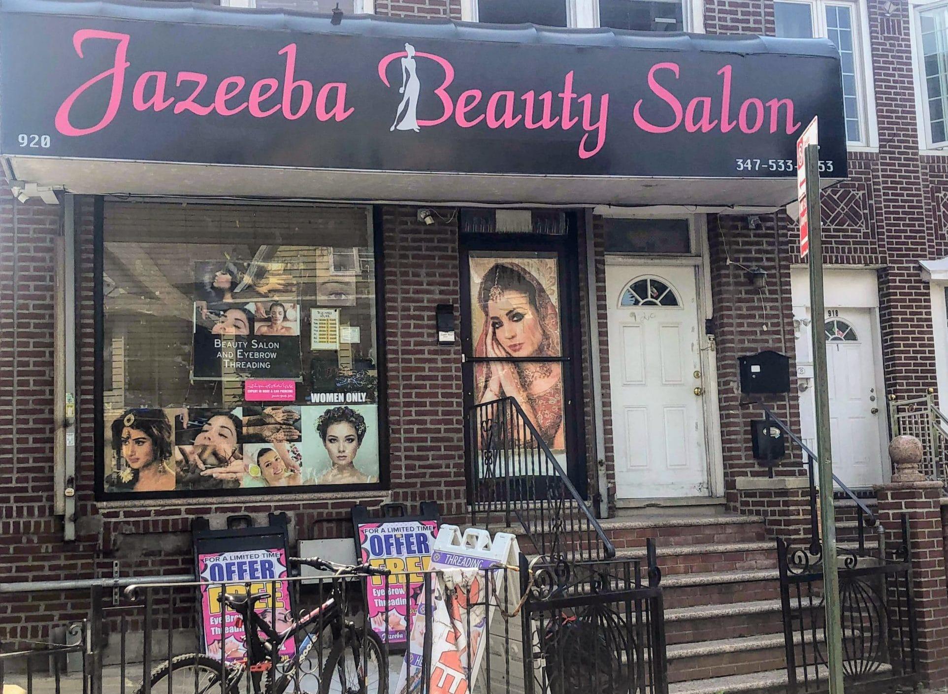 For Women From Women Jazeeba Beauty Salon Bklyner