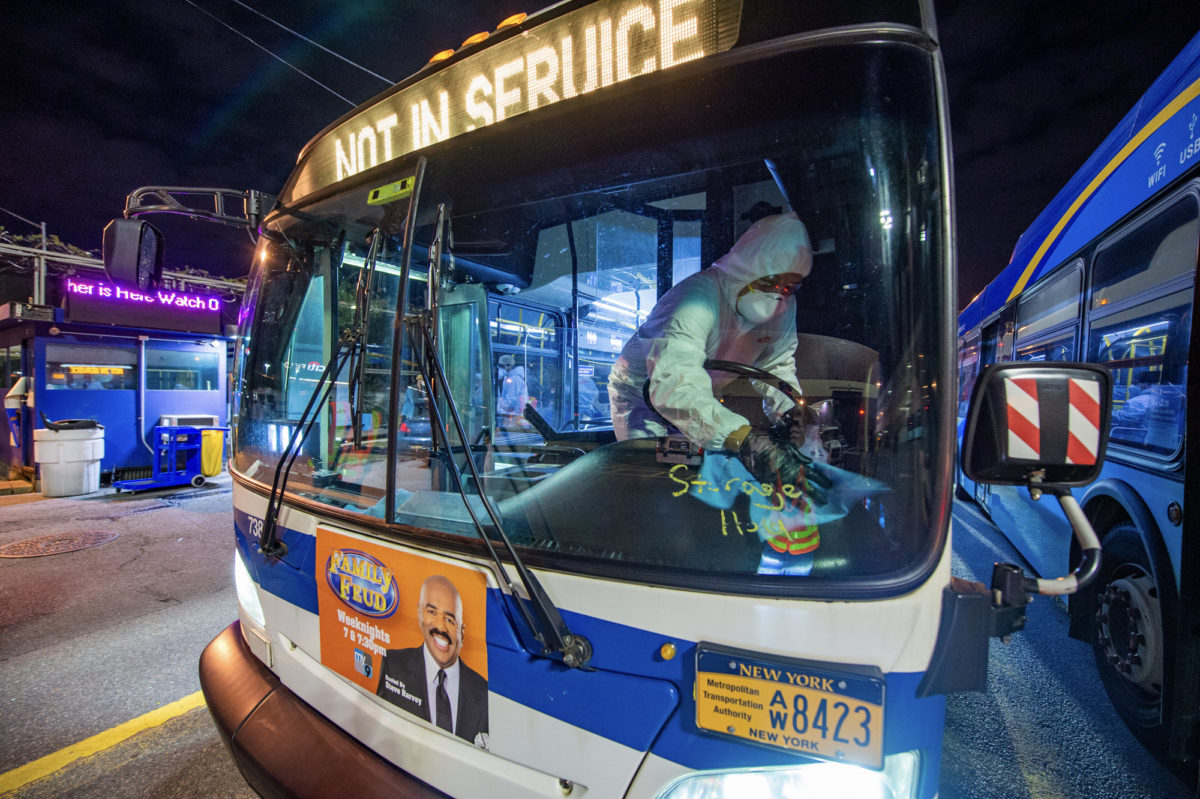 Halloween Brooklyn 2020 Bus Adams To MTA: Do Not Give Up On Brooklyn Bus Network Redesign
