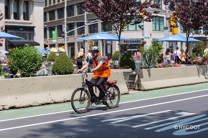 E-bikes and E-scooters Are Officially Legal in New York City